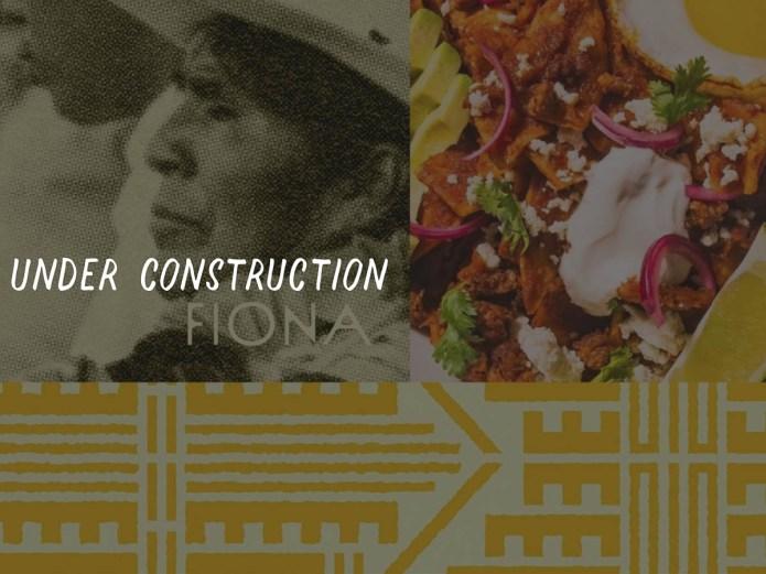 Fiona Amsterdam Mexicaans restaurant nieuw