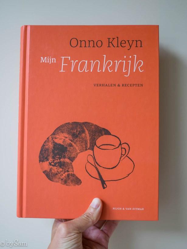 Frankrijk boek Onno Kleyn