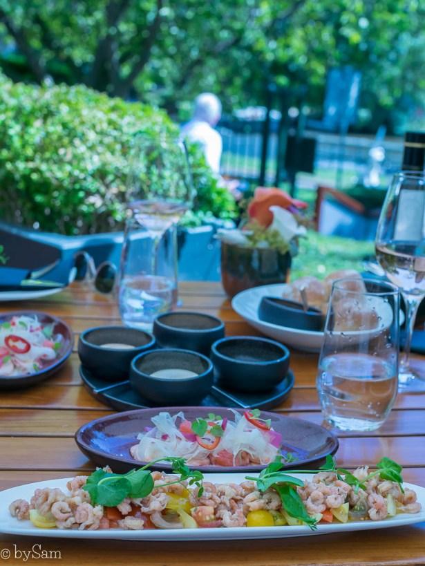Serre's Seafood Sunday