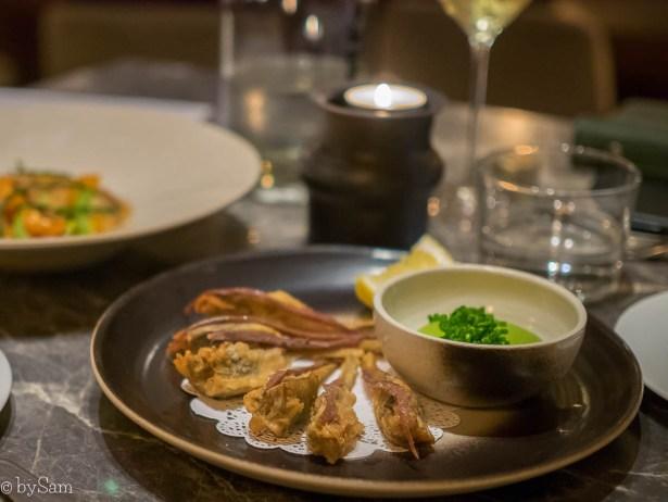 Le Coeur restaurant Amsterdam nieuw