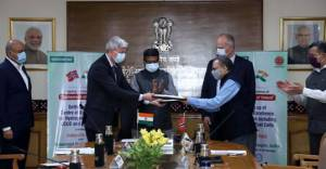 Indian Oil signs pact with Greenstat Norway for setting up of Centre of Excellence for Hydrogen