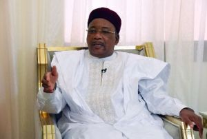Niger's President Mahamadou Issoufouwins Africa's top prize for Leadership