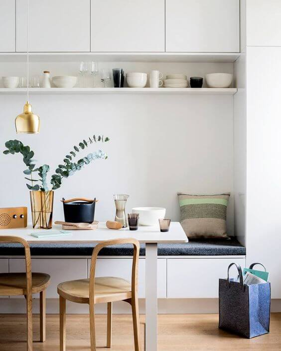 scandi table setting
