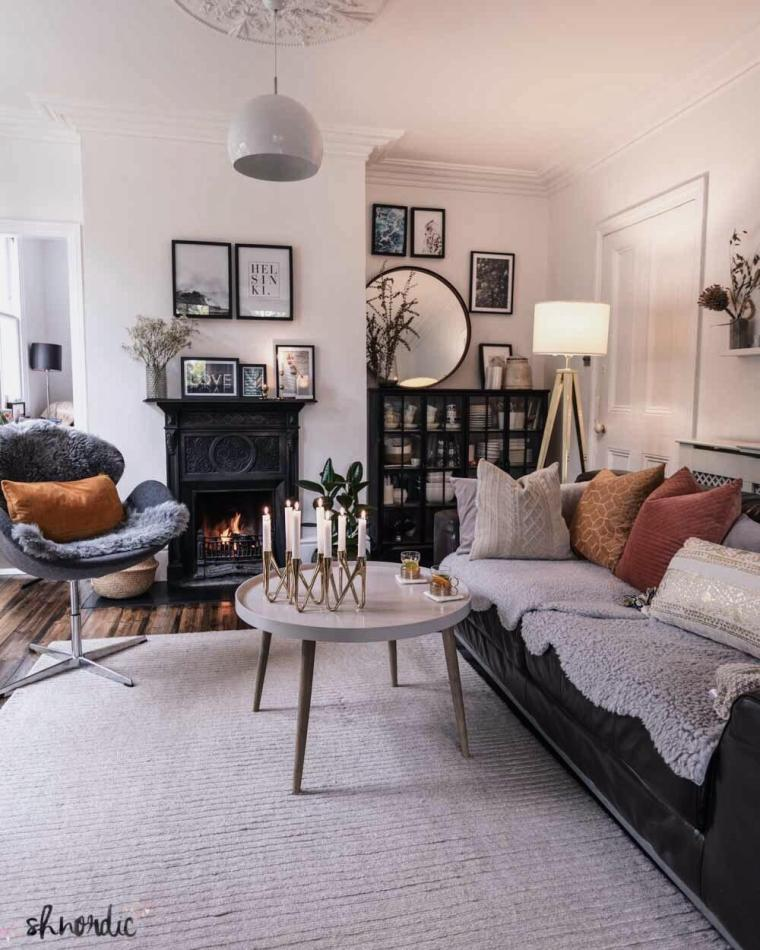 In My Living Room How To Decorate Long And Narrow Rooms
