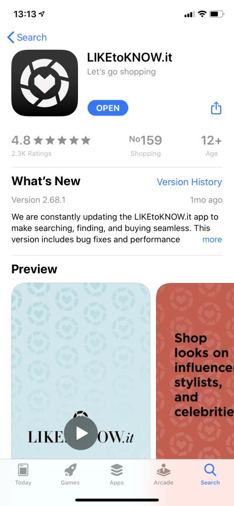 LIKEtoKNOW.it App