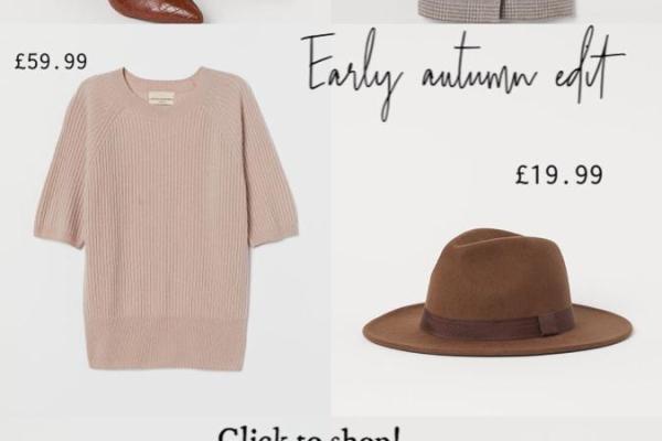 Early Autumn wardrobe edition