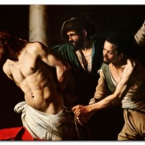 The Flagellation of Christ by: Caravaggio