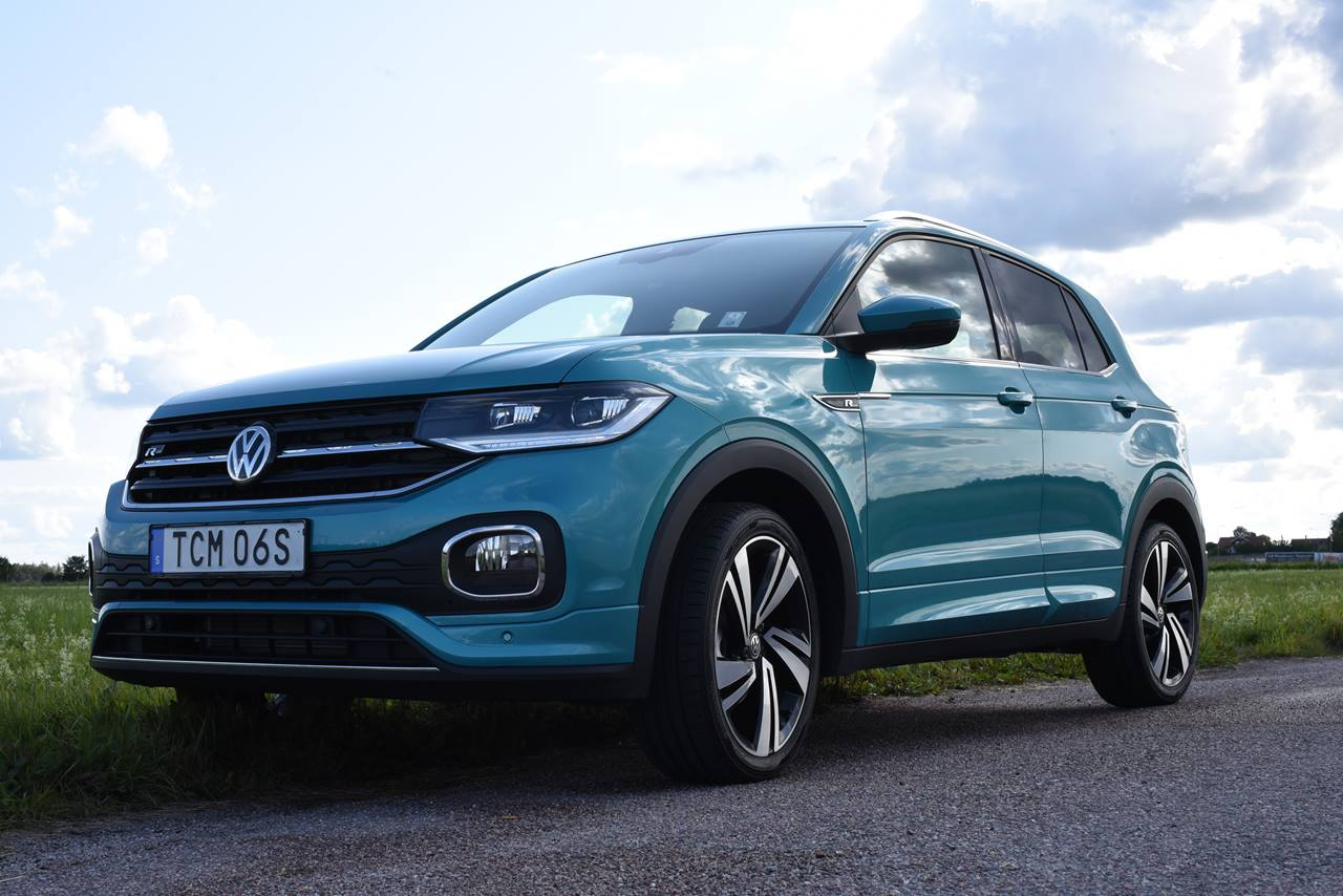 Test Volkswagen T-Cross 2019