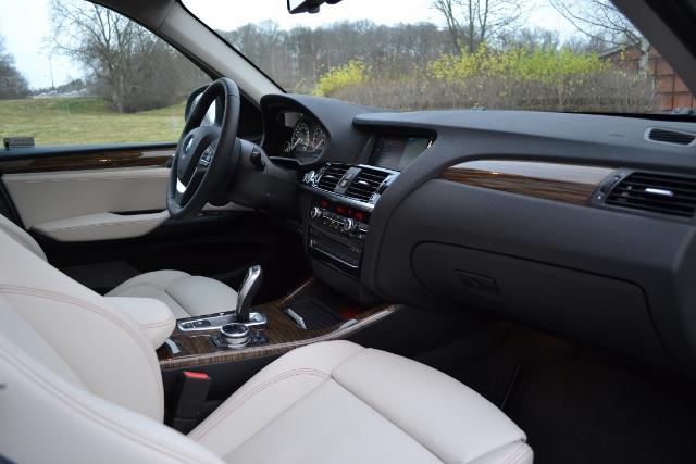 BMW X3 xDrive20d (8)