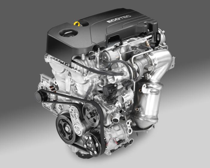 opel motor 1,4 2016