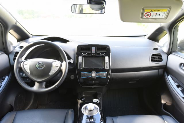 Nissan Leaf Tekna 2016 (5)
