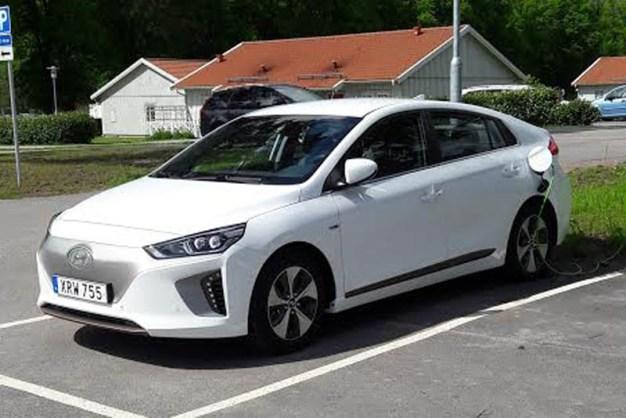 Hyundai ionic-e