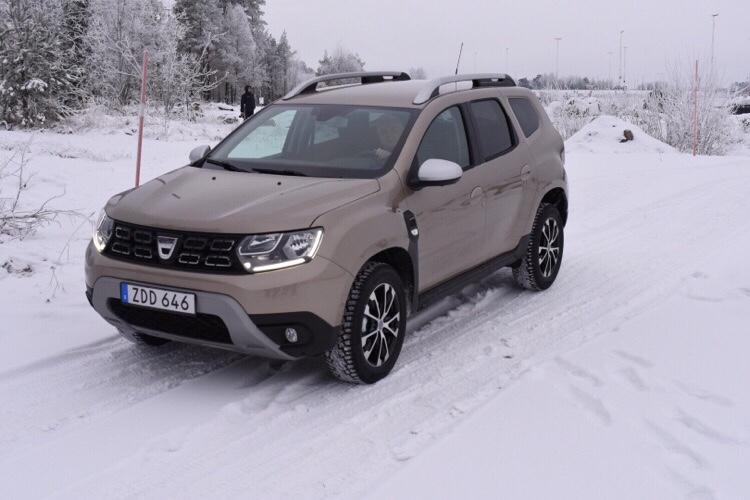 Pris nya Dacia Duster 2018