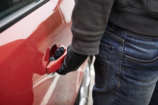 Risk för bilstöld med nyckellösa system