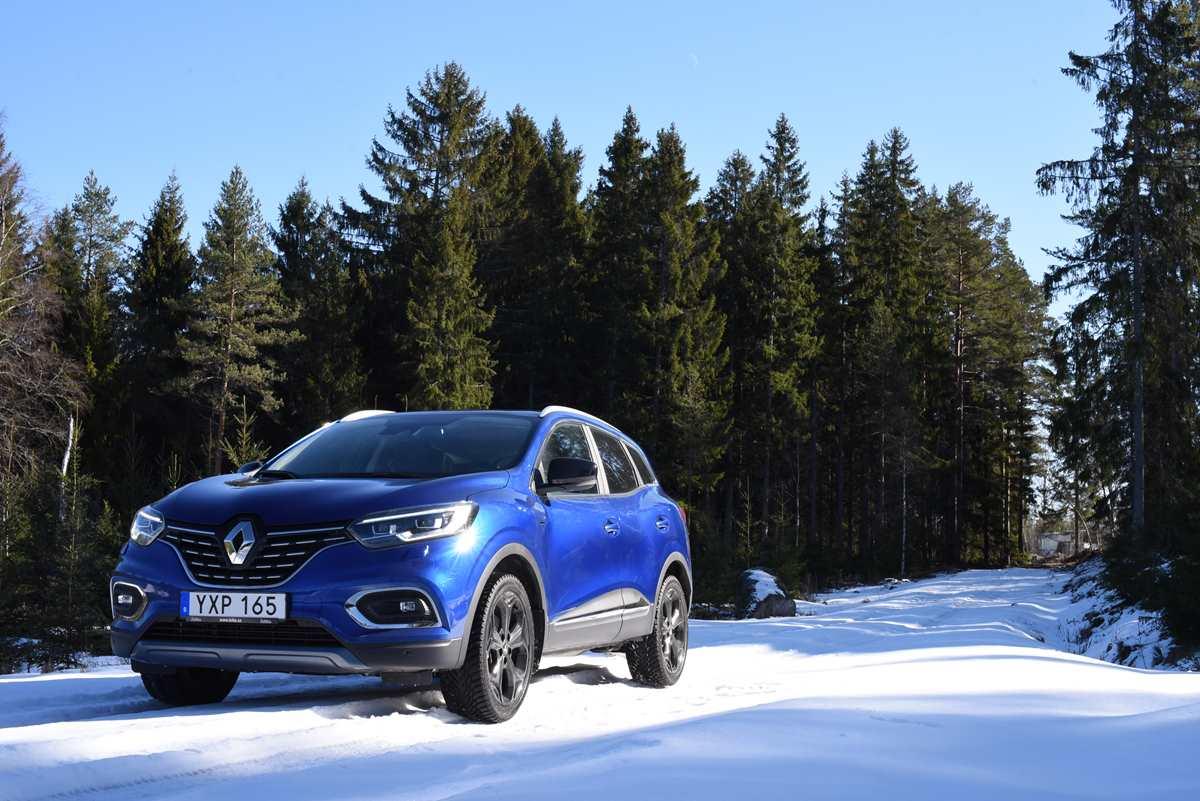 Test Renault Kadjar II – Uppdaterad mellanklass SUV