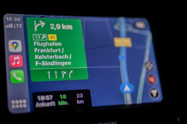 Mobilen i bilen på rätt sätt