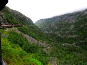 Scenic Arctic Train Ride