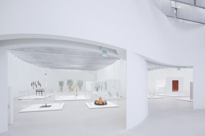 Two new galleries. Photo courtesy of Iwan Baan and The Corning Museum of Glass.
