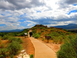 The Path to Tuzigoot
