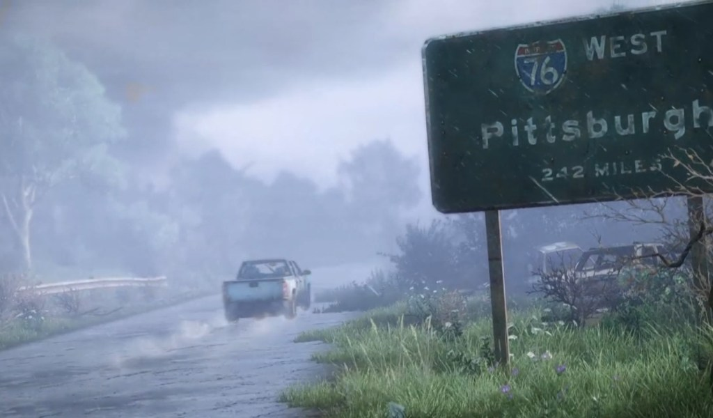 The Last of Us: Road Trip