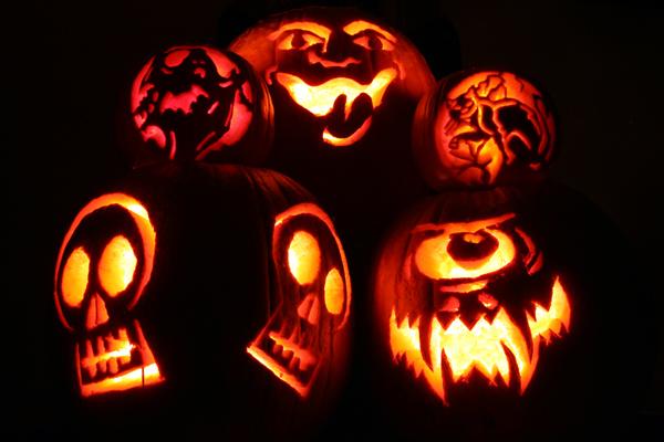 Pumpkins... Im not a fan of them