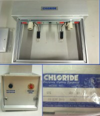 Chloride Emergency Lighting Equiptment Exit Signs 120V 55W ...