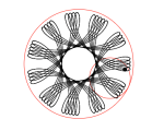 Spirograph plot