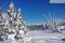 Minaret Summit facing the White Mountains