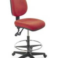 High Lift Office Chair Nz Terry Cloth Cover Tag 2 4 Hi Back With And Architectural Ring 355 75