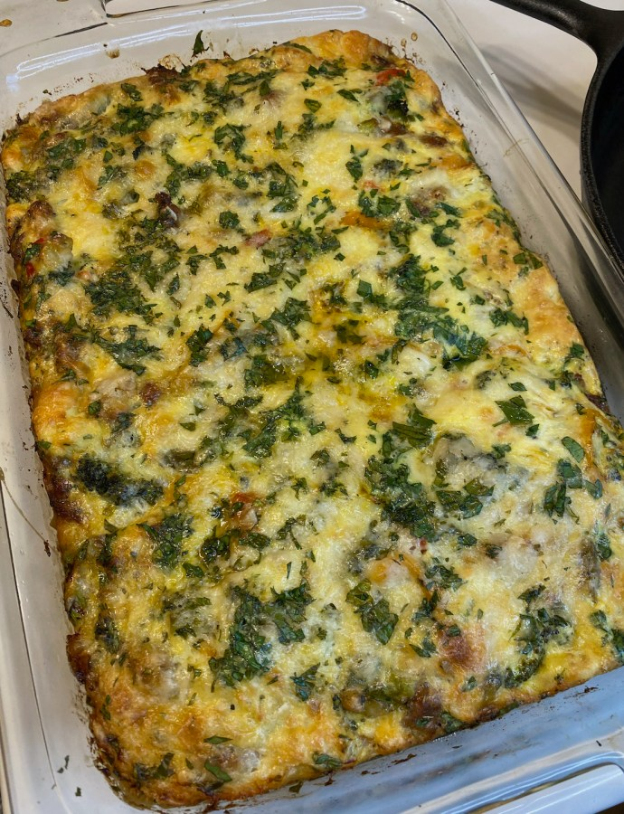 Sausage and Veggie Frittata – You Gotta!