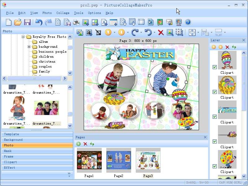 download picturecollagemakerpro setup exe