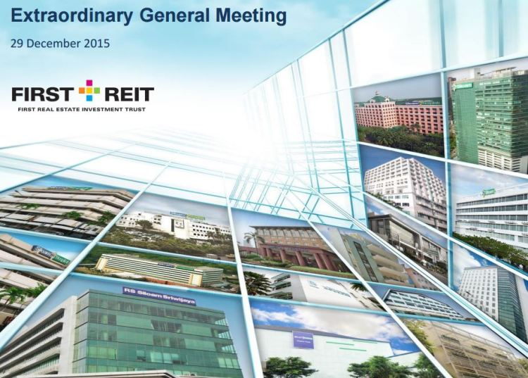 EGM1 - 5 things I learned at First REIT's EGM