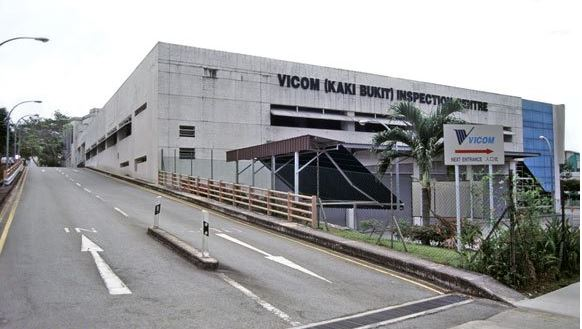 vicom kaki bukit - Why did Vicom's 2nd quarter's net profit drop.