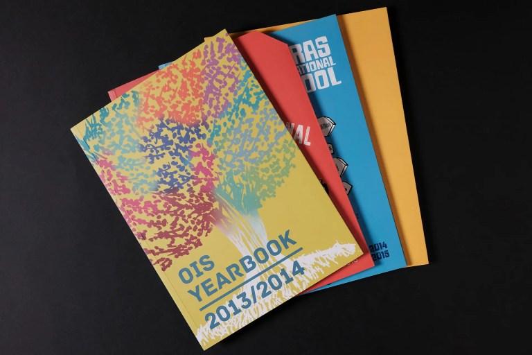 capas yearbook