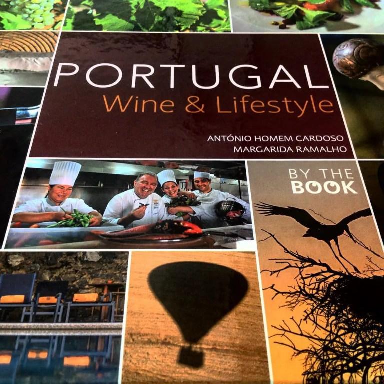 """Mais uma referência sobre o livro """"Portugal : Wine & Lifestyle"""". #portugalwi…"""