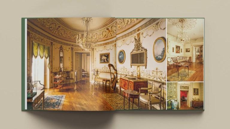 interiores do Palacio Azurara