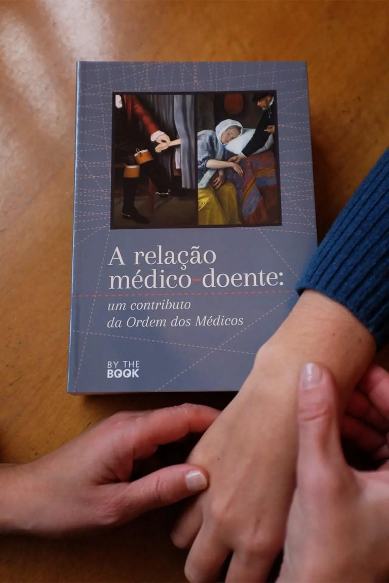 capa do livro a relacao medico doente