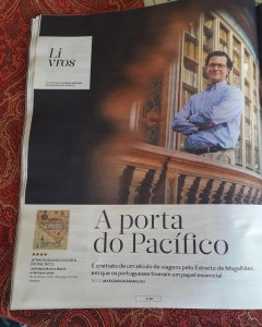Não percam este artigo do @jornalexpresso, escrito por Margarida Ramalho, s...