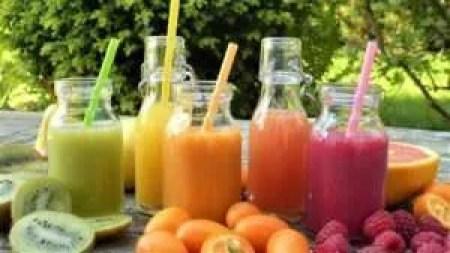 Essential Oils in Juices