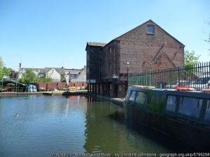 Bonded Warehouse, Stourbridge