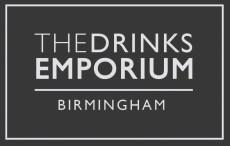 The Drinks Emporium Logo Grey
