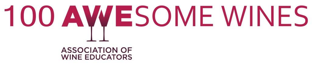 100 awesome wines logo