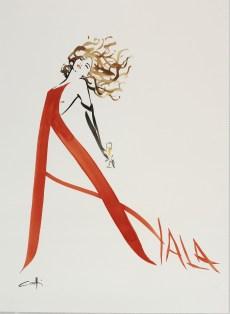 Ayala lady