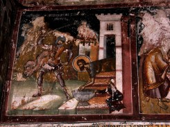 Mural painting from the Cozia Monastery (15)
