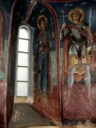 Mural painting from the Cozia Monastery (30)