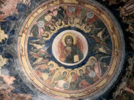 Coltea Church Mural Painting (15)