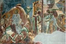 Mural painting Kurbinovo Macedonia (4)