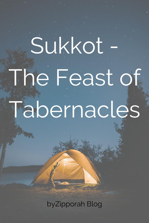 Sukkot – The Feast of Tabernacles