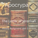 the letter of jeremiah
