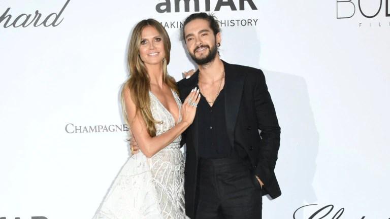 Heidi Klum und Tom Kaulitz Hochzeit noch im Frhjahr  B